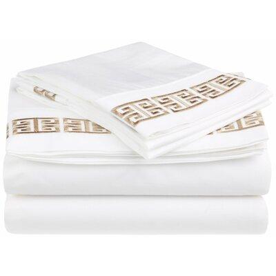 Simple Luxury Kendell Cotton Sheet Set