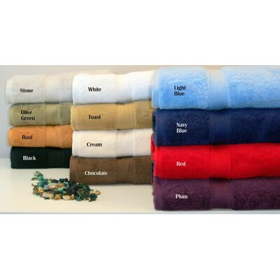 Simple Luxury Egyptian Cotton 900 GSM Face Towel (Set of 6)