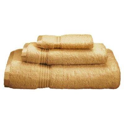 Simple Luxury Superior Egyptian Cotton 3-Piece Towel Set