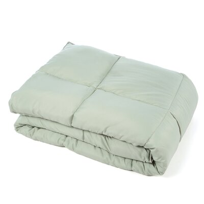 Simple Luxury Reversible Down Alternative Comforter