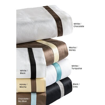 Simple Luxury Hotel 300 Thread Count Cotton Bed Skirt