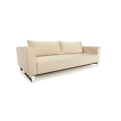 Cassius Sleek Convertible Sofa