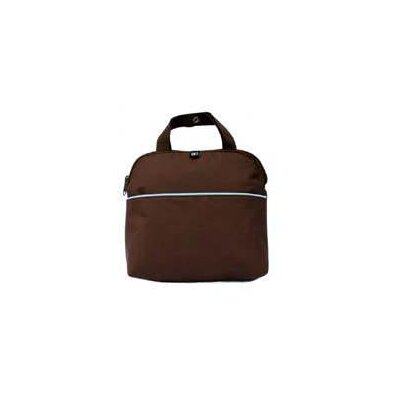J.L. Childress Maxicool 4 Bottle Cooler Bag in Cocoa