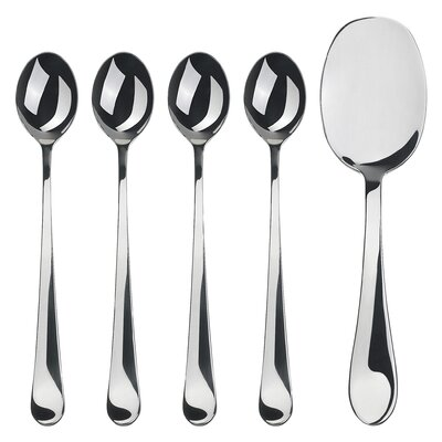 Gourmet Settings Windermere 5 Piece Ice Cream Set
