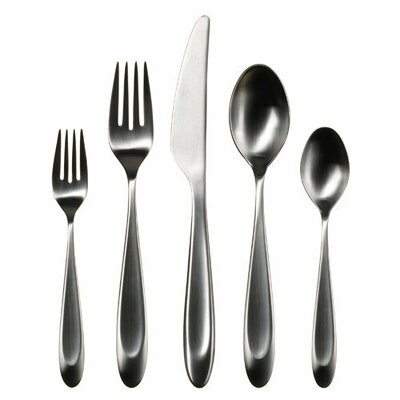 Gourmet Settings Stand By 20 Piece Flatware Set