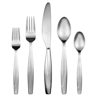 Gourmet Settings Veil 20 Piece Flatware Set