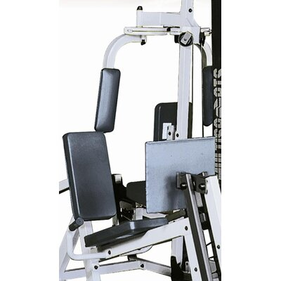 Multisports Lt. Commercial 4-Station Dual Stack Home Gym Set