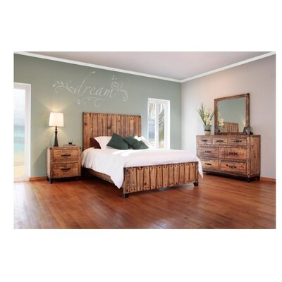 Maya Panel Bedroom Collection Wayfair
