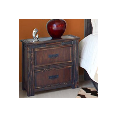 Artisan Home Furniture Cordoba 1080 2 Drawer Nightstand
