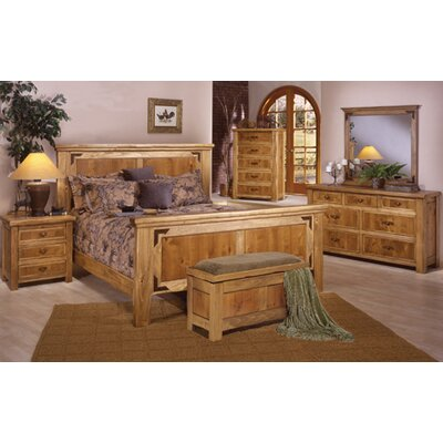 Artisan Home Furniture Lodge 100 7 Drawer Dresser