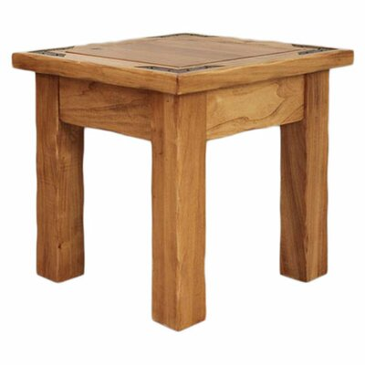 <strong>Artisan Home Furniture</strong> Lodge 100 End Table