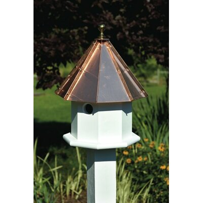 Oct-Avian Bird House