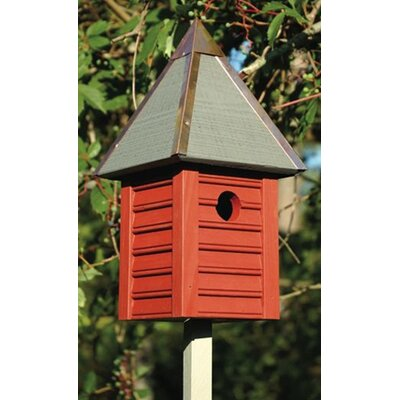 Heartwood Gatehouse Bird House