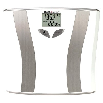 "Health o Meter 1.6"" LCD Display Digital Bath Scale"