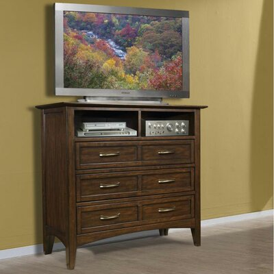 Stanford Heights 3 Drawer Media Chest