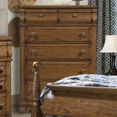 Hunter's Ridge 5 Drawer Chest