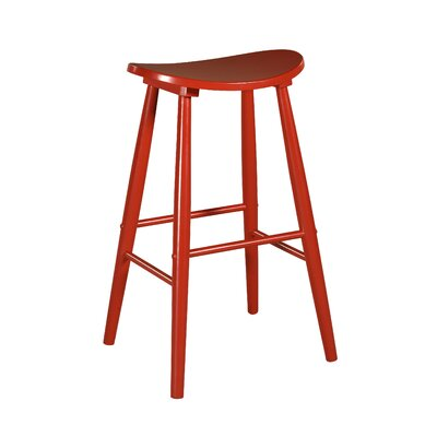 "Linon 29"" Curve Bar Stool"