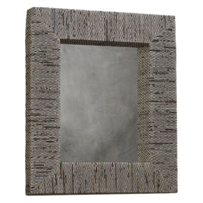 Linon Newspaper Rectangle Mirror