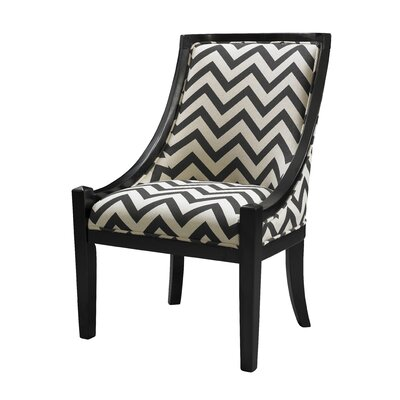 Linon Carnegie Arm Chair