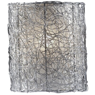Feiss Wired 1 Light Wall Sconce