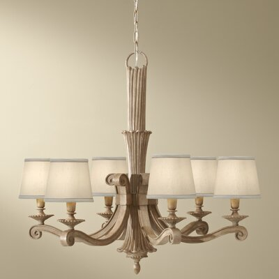 Feiss Blaire 6 Light Chandelier