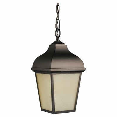 Feiss Terrace 1 Light Outdoor Hanging Lantern
