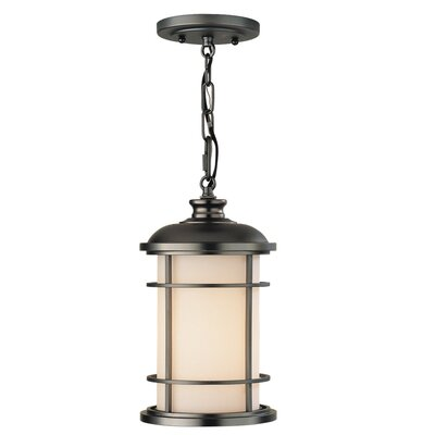 Feiss Lighthouse One Light Outdoor Hanging Lantern