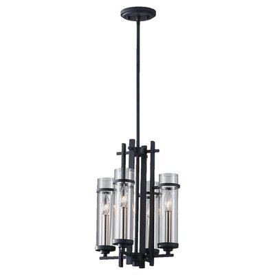 Ethan 4 Light Mini Chandelier
