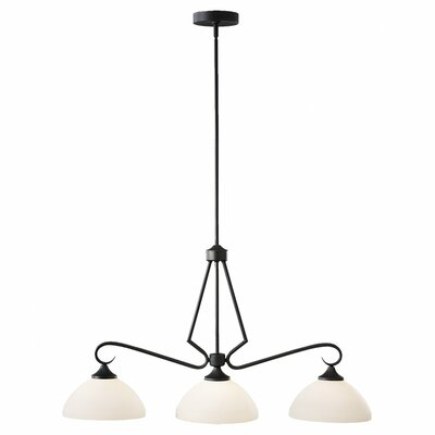 Merritt 3 Light Kitchen Island Pendant