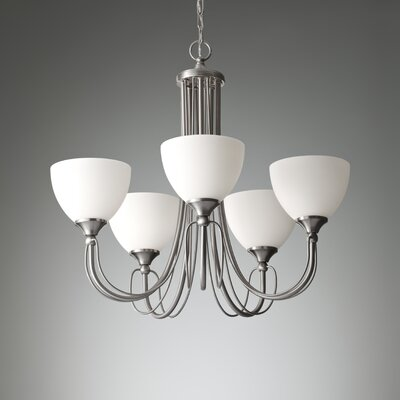 Feiss Morgan 5 Light Chandelier