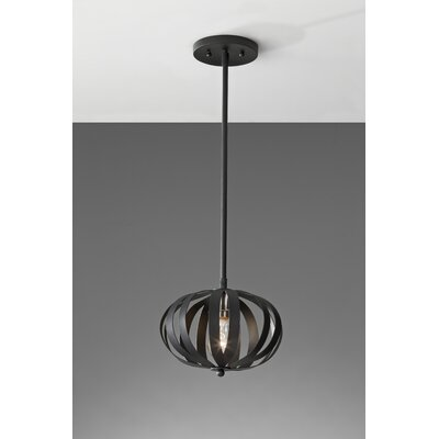 Feiss Woodstock 1 Light Pendant