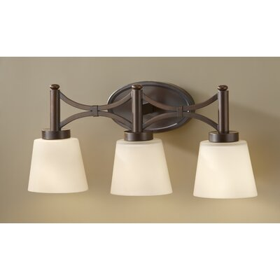 Feiss Nolan 3 Light Bath Vanity Light