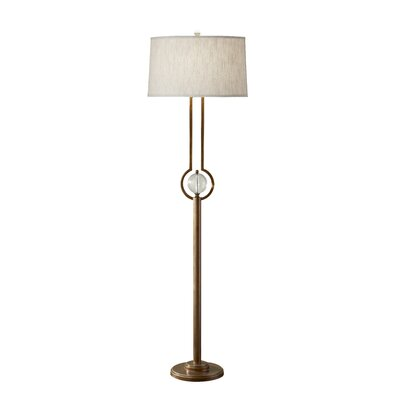 Feiss Caliper 1 Light Floor Lamp