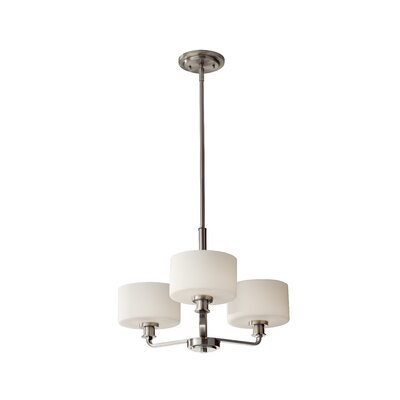 Feiss Kincaid 3 Light Chandelier