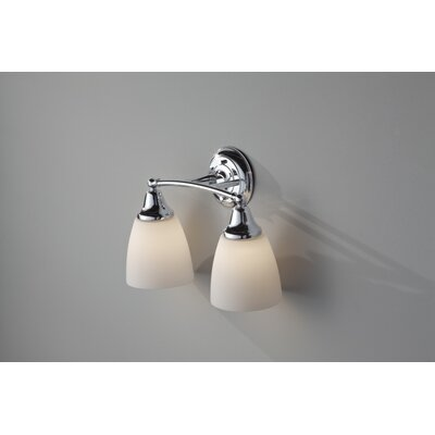 Feiss Newbury 2 Light Bath Vanity Light