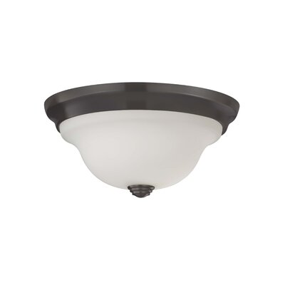 Feiss Beckett 1 Light Flush Mount