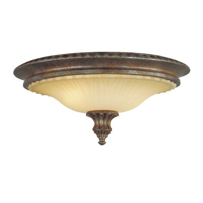 Feiss Stirling Castle Flush Mount