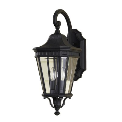 Feiss Cotswold Lane Outdoor Small Wall Lantern