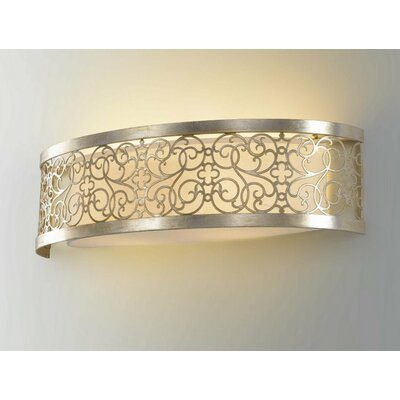 Feiss Arabesque 2 Light Wall Sconce