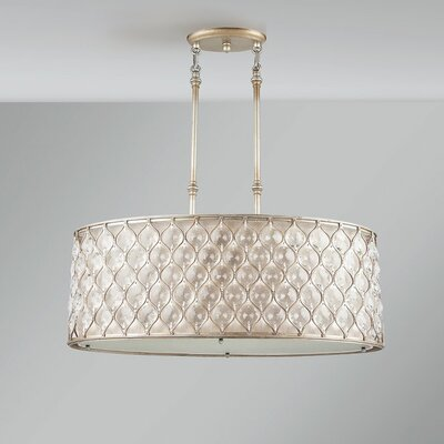 Feiss Lucia Semi Flush Mount