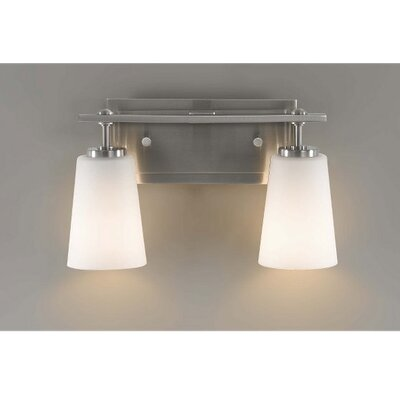 Feiss Sunset Drive 2 Light Bath Vanity Light