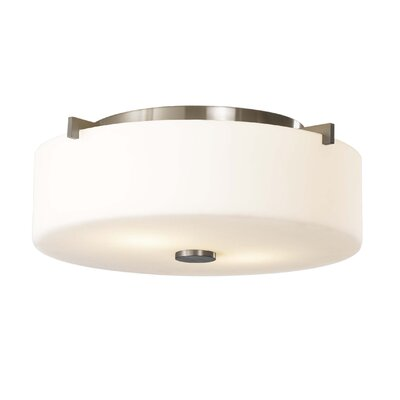 Feiss Sunset Drive 2 Light Flush Mount