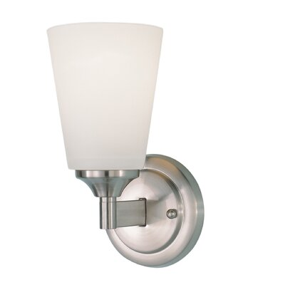Feiss Paris Moderne 1 Light Wall Sconce