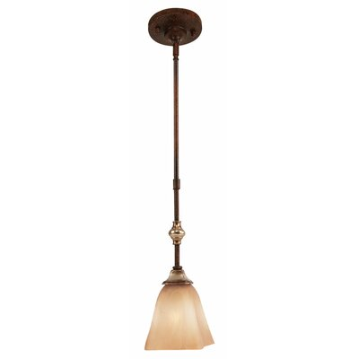 Feiss Catania 1 Light Mini Pendant
