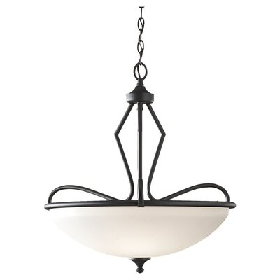Feiss Merritt 3 Light Uplight Inverted Pendant