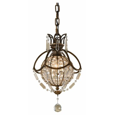 Feiss Bellini 1 Light Mini Pendant