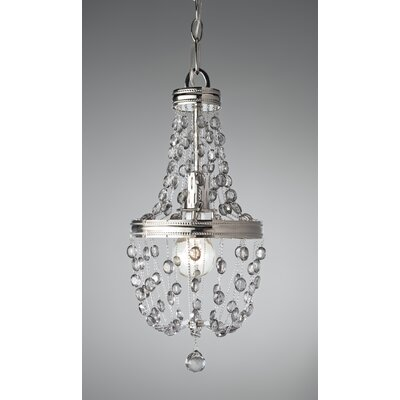 Feiss Malia 1 Light Mini Pendant