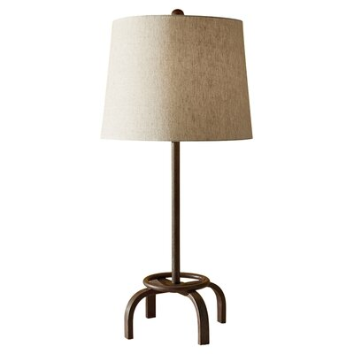 Feiss Edgemont 1 Light Table Lamp
