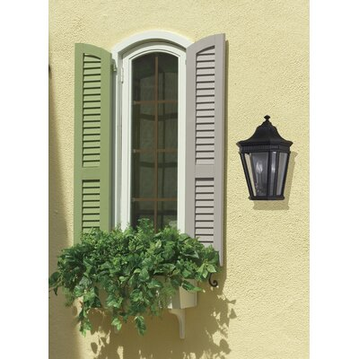 Feiss Cotswold Lane 2 Light Outdoor Wall Lantern