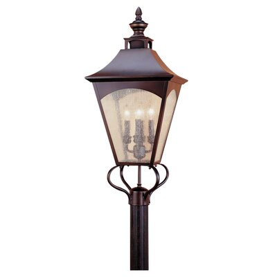 Feiss Homestead 4 Light Outdoor Post Lantern
